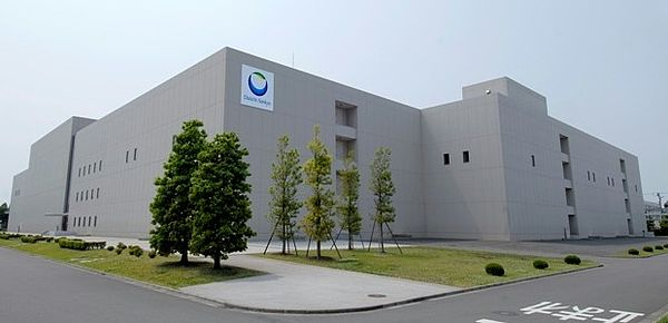Production plant in Hiratsuka