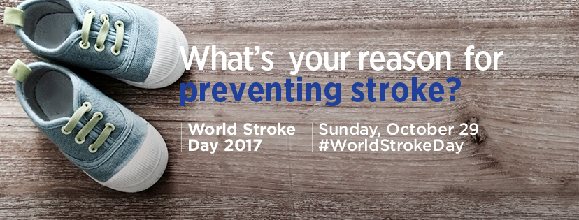 We support World Stroke Day!